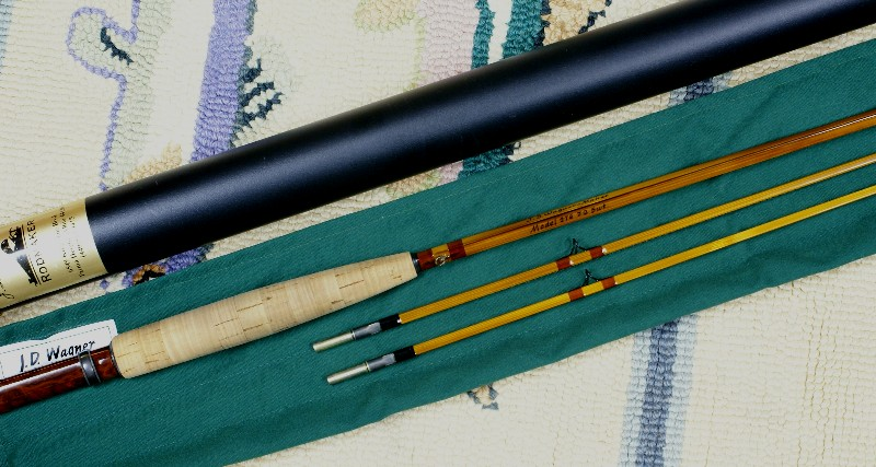 Wagner Model 276 AQ Quad Fly Rod
