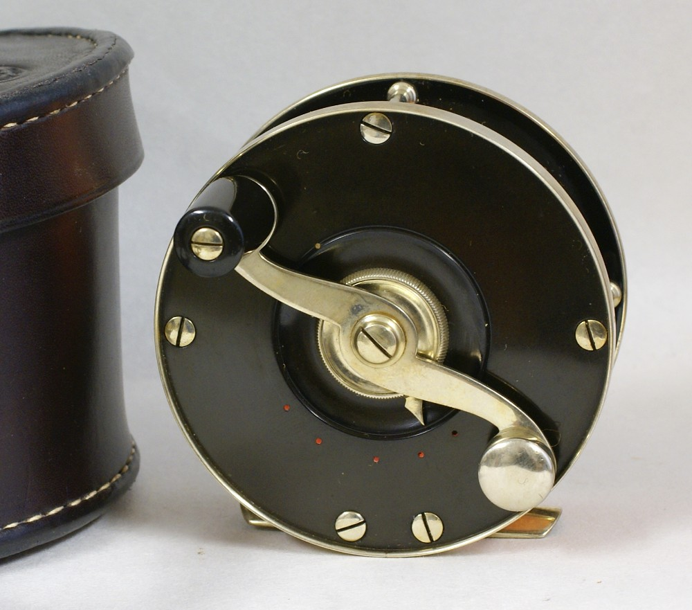 Edward vom Hofe Perfection 360 reel, J.D. Wagner, Agent