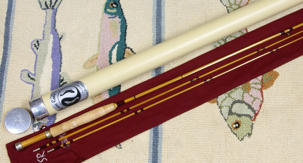 Sweetgrass Bamboo Flyrods, J.D. Wagner, Agent