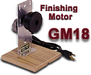Flexcoat GM18 Finish Motor