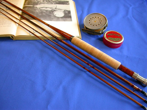 J.D. Wagner Amboena Spliced Presentation Rod