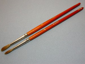rodmaking brushes