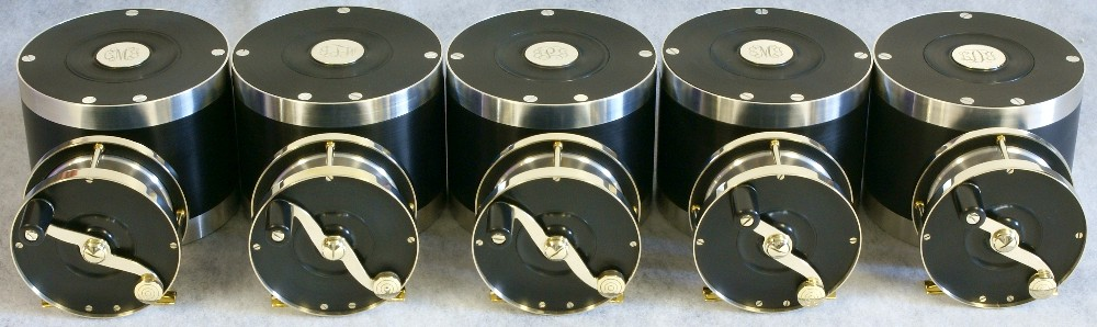J.D. Wagner Small Batch Reels