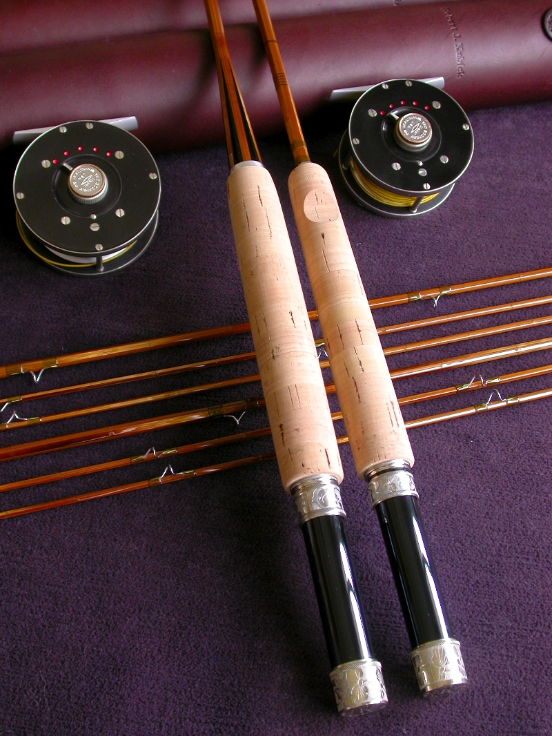 J.D. Wagner Presentation Series Bamboo Rods