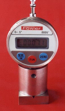 Fowler Digital Dial Indicator w/ Standard set