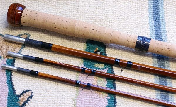 Wagner Two-Handed Salmon Rod
