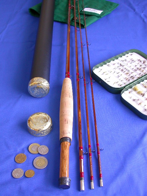 J.D. Wagner Presentation Series Rods