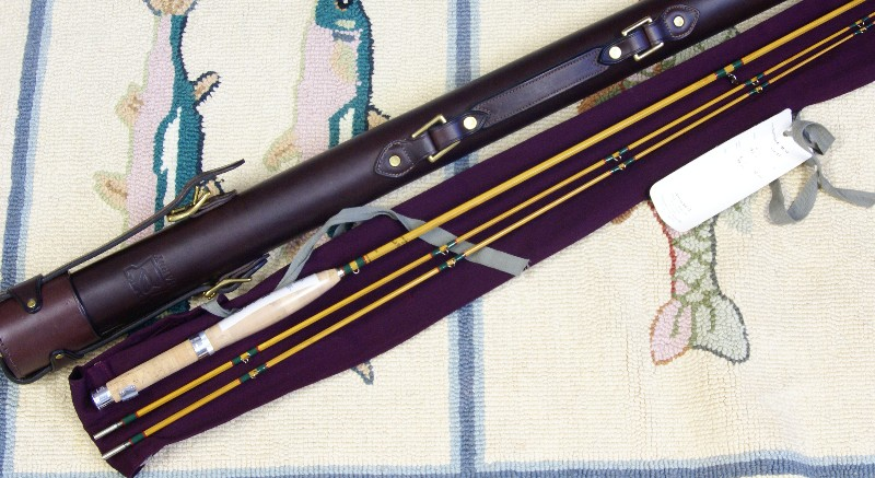 Hardy Limited Edition Rod Trio, J.D. Wagner, Agent