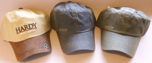 Hardy Fishing Caps