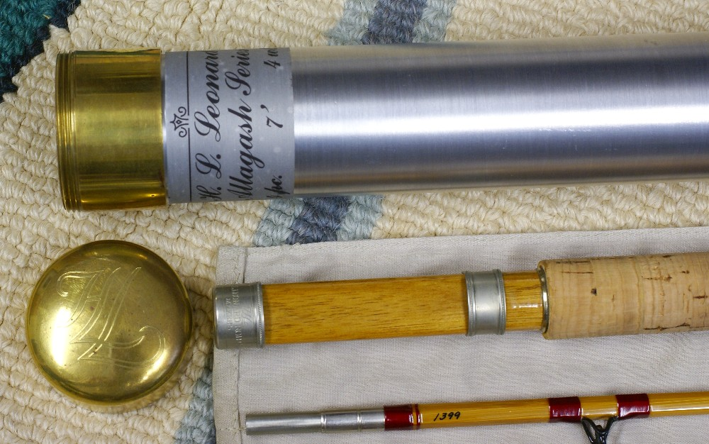 vintage bamboo rods and collectible fly fishing tackle, Fly Fishing Bait