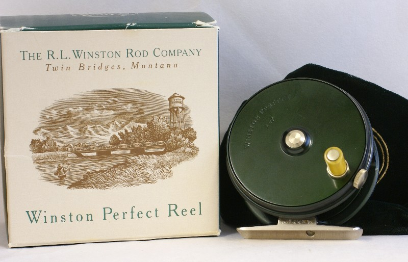 Winston Perfect Reel, J.D. Wagner, Agent