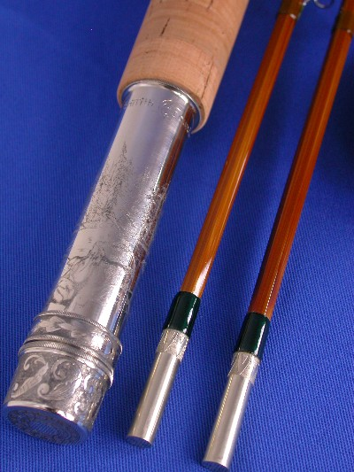 J.D. Wagner Rodmaker, Special Mason Griffith Presentation Rod