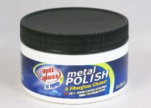Rolite Metal Polish 5 oz tub