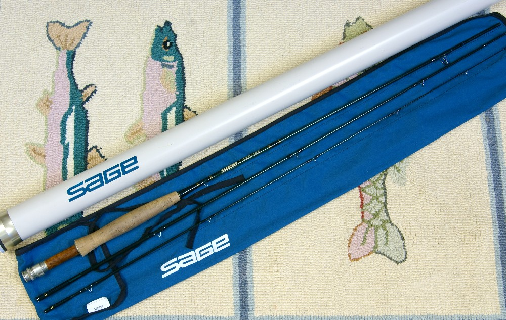 Sagn SP Fly Rod, J.D. Wagner, Agent