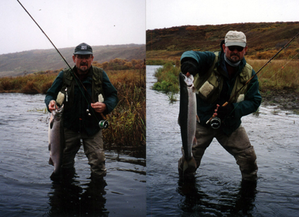Wagner Rod in Alaska