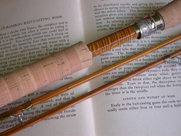 J.D.Wagner Custom Spinning Rod