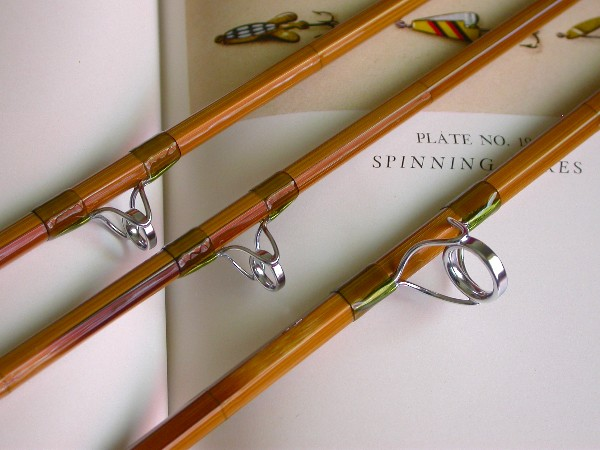 J.D. Wagner Custom Cane Spinning Rod