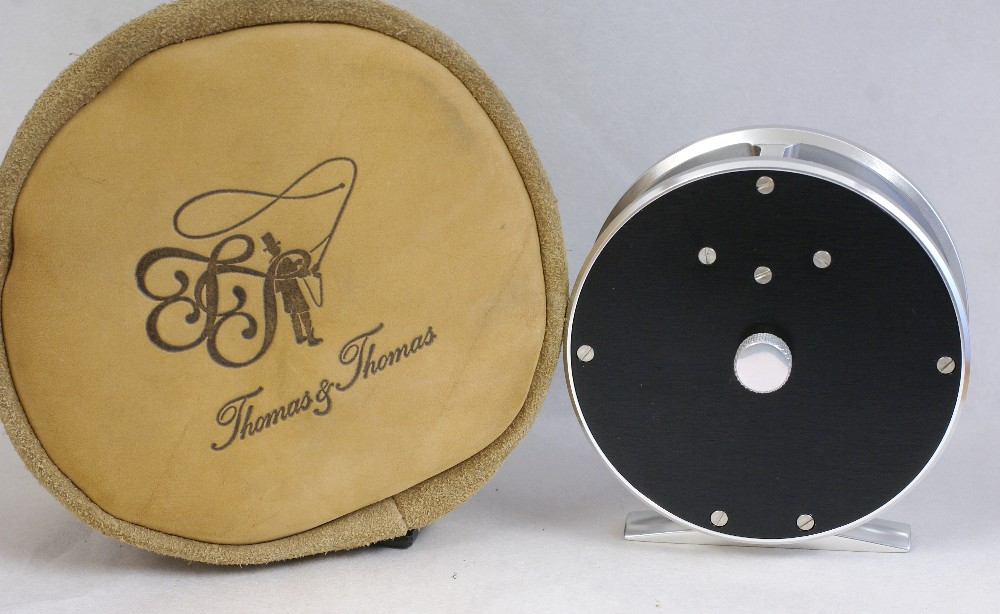 Vintage Thomas and Thomas Avatar Fly Reel, J.D. Wagner, Agent