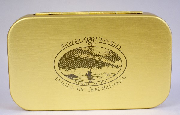Richard Wheatley Fly Box